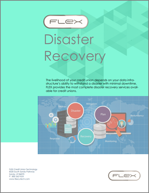 Disaster Recover Cover Page