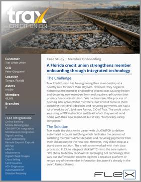 Railroad & Industrial FCU Case Study